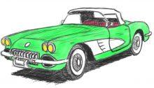 chevrolet-220x126 Chevrolet Corvette - 1953 года ИСКУССТВО