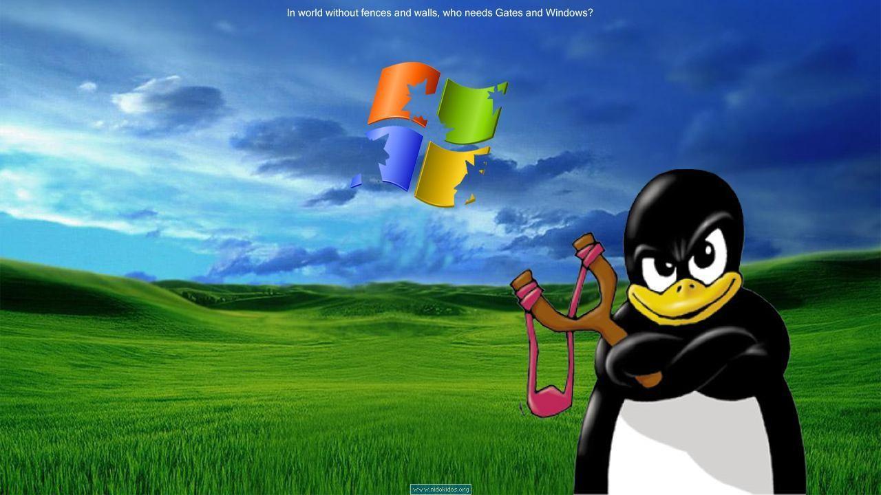 Все про linux